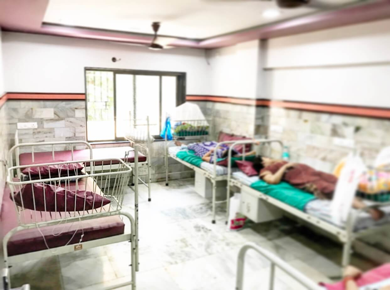 Guest Rooms in Hospital