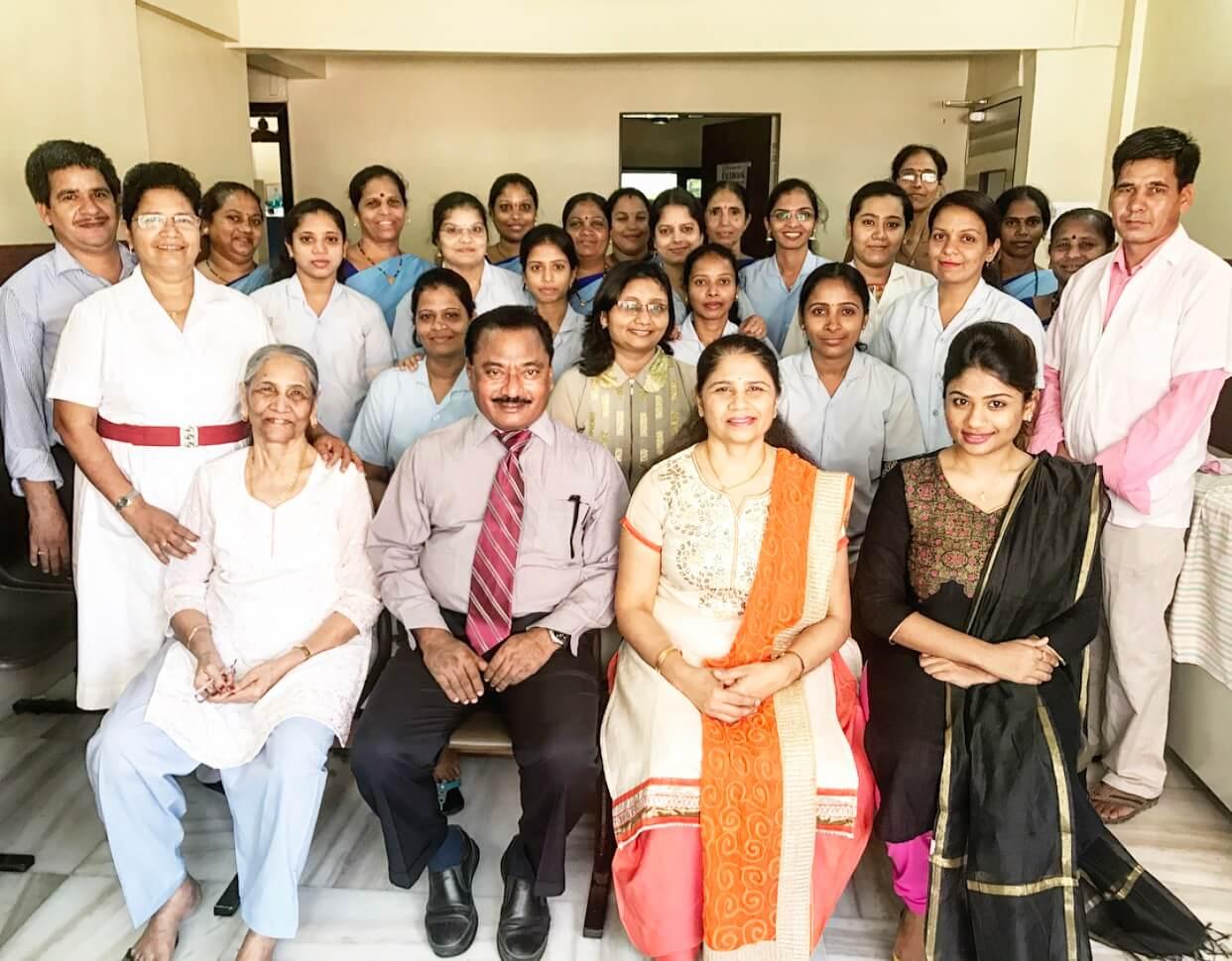Passionate Team of Yadav Hospital